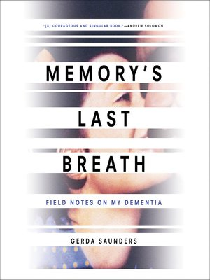 cover image of Memory's Last Breath