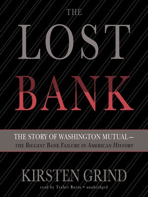 cover image of The Lost Bank