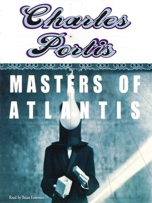 cover image of Masters of Atlantis