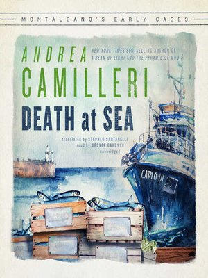 cover image of Death at Sea