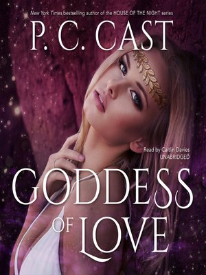 cover image of Goddess of Love