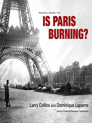 cover image of Is Paris Burning?