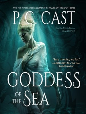 cover image of Goddess of the Sea