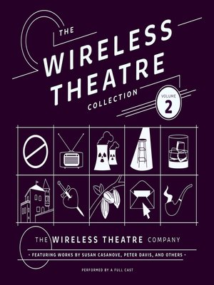 cover image of The Wireless Theatre Collection, Volume 2