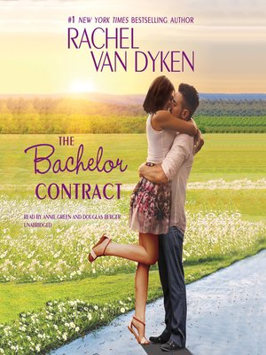 cover image of The Bachelor Contract