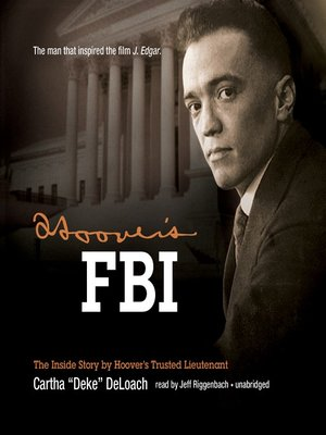 cover image of Hoover's FBI