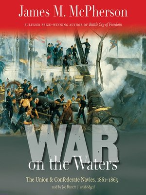 cover image of War on the Waters