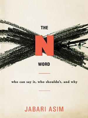cover image of The N Word