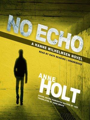cover image of No Echo