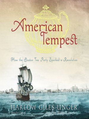 cover image of American Tempest