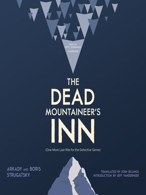 cover image of The Dead Mountaineer's Inn