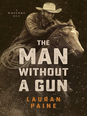 cover image of The Man Without a Gun