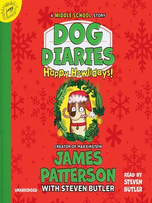 cover image of Happy Howlidays: A Middle School Story