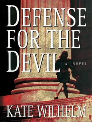 cover image of Defense for the Devil
