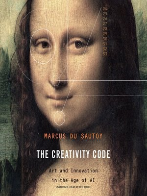 cover image of The Creativity Code