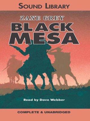 cover image of Black Mesa