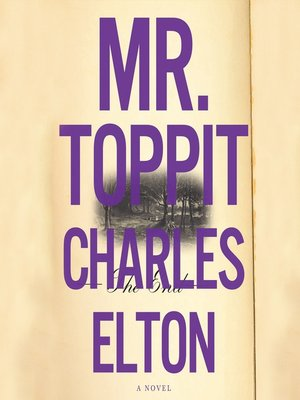cover image of Mr. Toppit