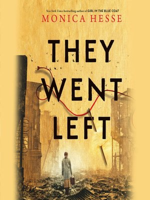 cover image of They Went Left
