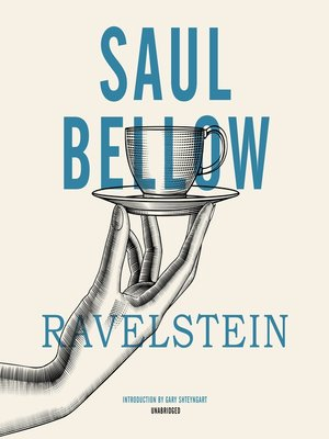 cover image of Ravelstein