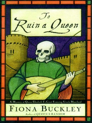 cover image of To Ruin a Queen