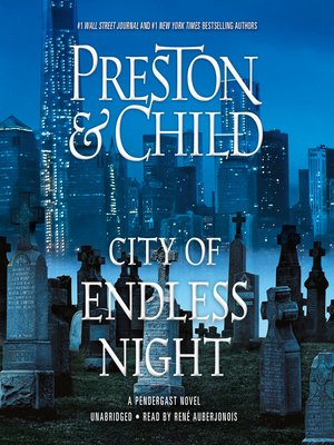 cover image of City of Endless Night