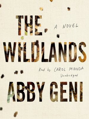 cover image of The Wildlands