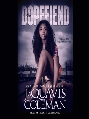 cover image of The Dopefiend