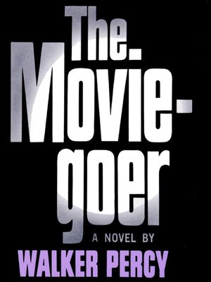 cover image of The Moviegoer