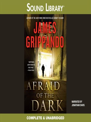 cover image of Afraid of the Dark