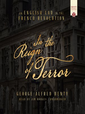 cover image of In the Reign of Terror