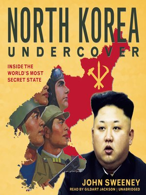 cover image of North Korea Undercover