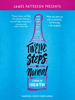 cover image of Twelve Steps to Normal