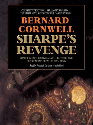 cover image of Sharpe's Revenge: Richard Sharpe and the Peace of 1814