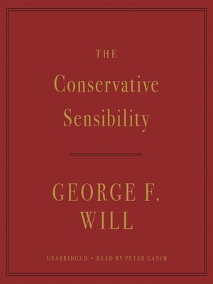 cover image of The Conservative Sensibility