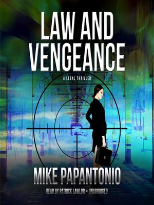 cover image of Law and Vengeance