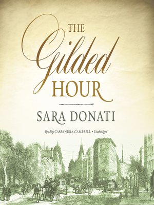 cover image of The Gilded Hour