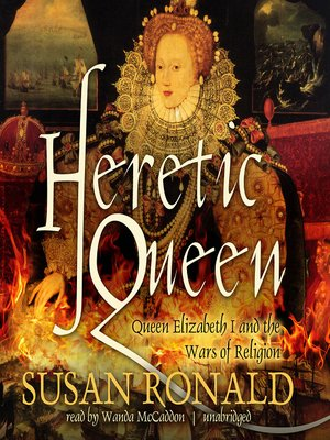 cover image of Heretic Queen
