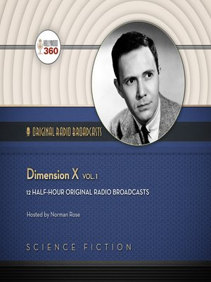 cover image of Dimension X, Volume 1
