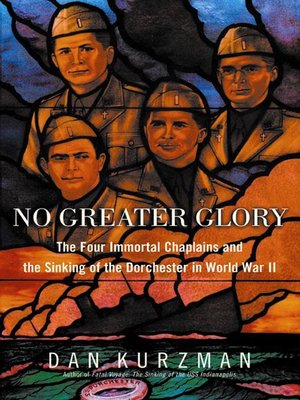 cover image of No Greater Glory