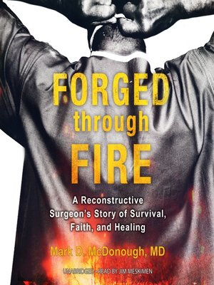 cover image of Forged through Fire