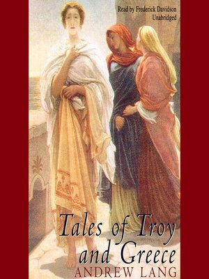 cover image of Tales of Troy and Greece