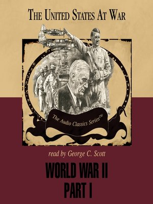 cover image of World War II, Part I