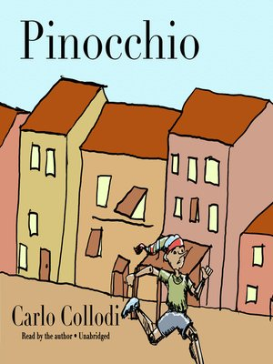 cover image of Pinocchio