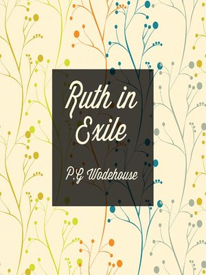 cover image of Ruth in Exile
