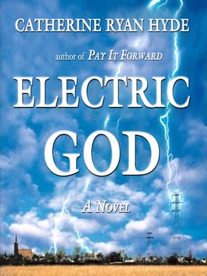 cover image of Electric God