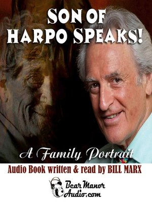 cover image of Son of Harpo Speaks!