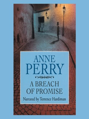 cover image of A Breach of Promise