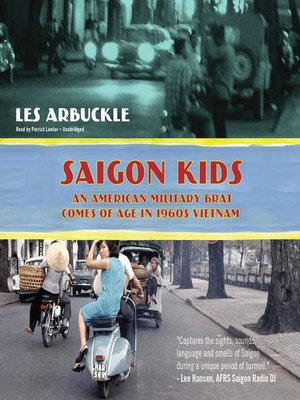 cover image of Saigon Kids