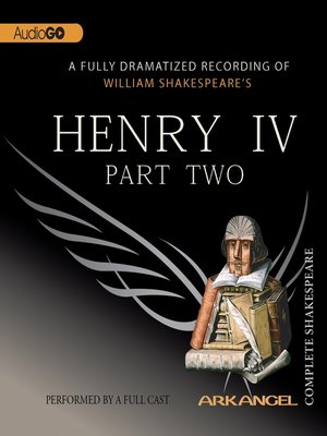cover image of Henry IV, Part 2