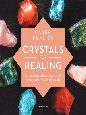 cover image of Crystals for Healing